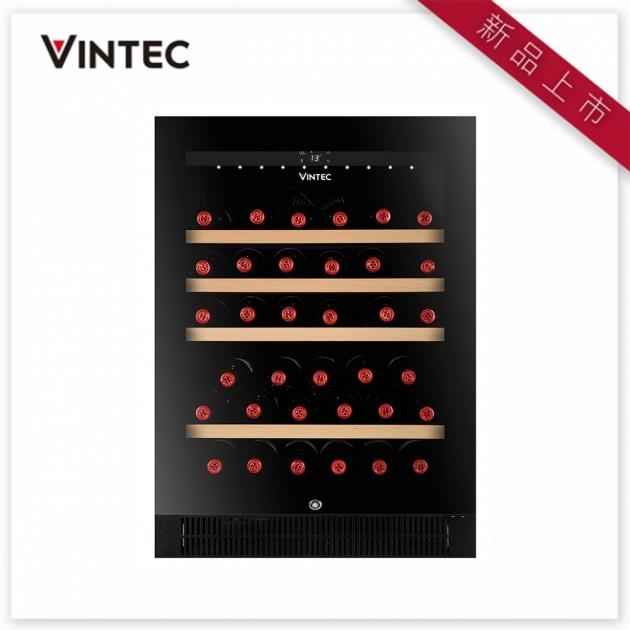 【新品上市】單門單溫酒櫃VWS050SBA-X 1