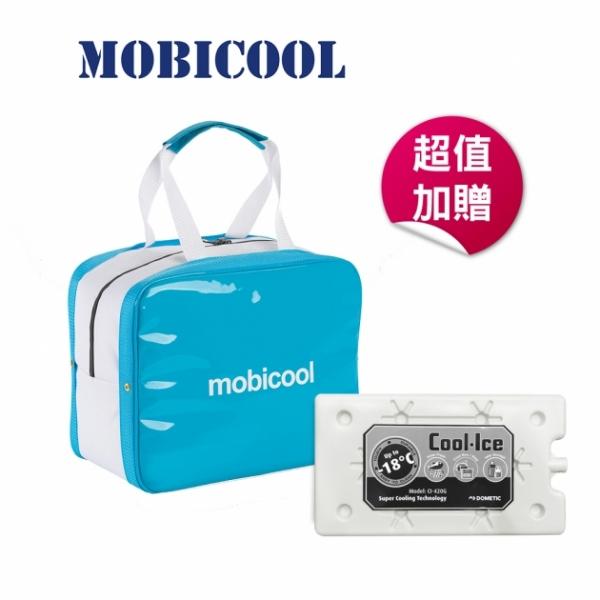 保溫保冷輕攜袋MINI ( 藍 ) 【贈DOMETIC長效冰磚CI-420(1入)】 1